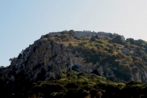 Old Pylos Castle