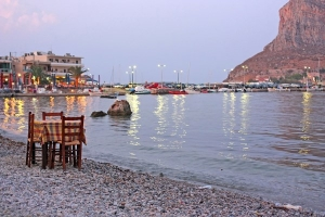 Monemvasia beaches