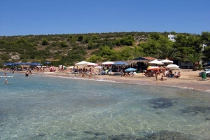 Porto Heli beaches