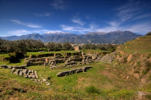 Ancient Theatre of Sparta